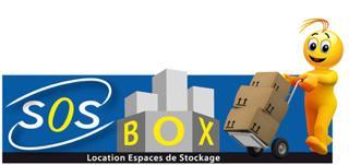 logo sos box