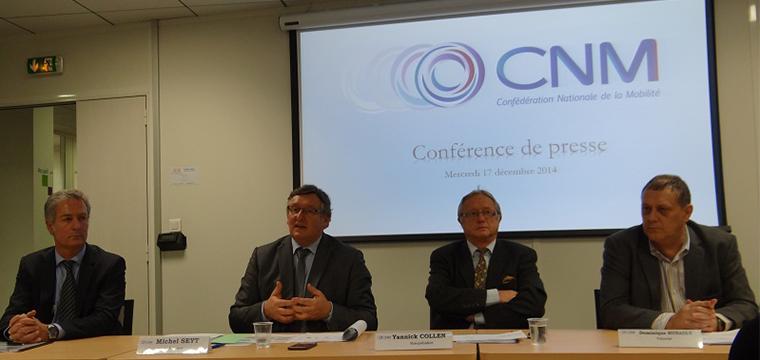 Lancement de la Confédération Nationale de la Mobilité