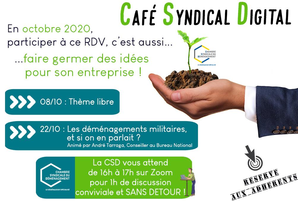CafeSyndicalDigital OCTOBRE