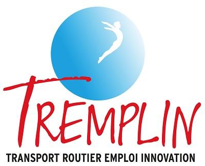 logo tremplin couleurs web
